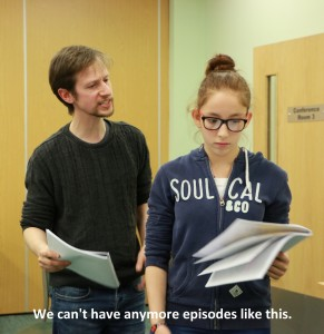 We can't have anymore episodes